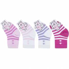 Girls Baby Socket Socks